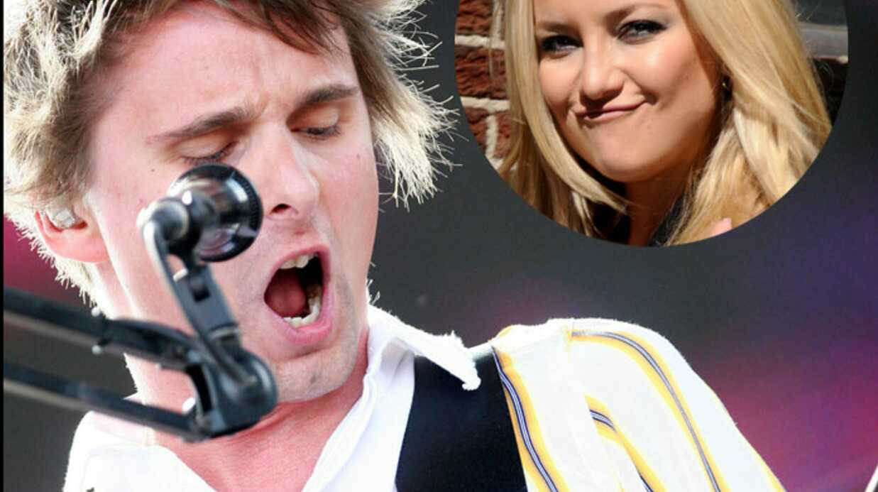 Muse: Matthew Bellamy et Kate Hudson ensemble?
