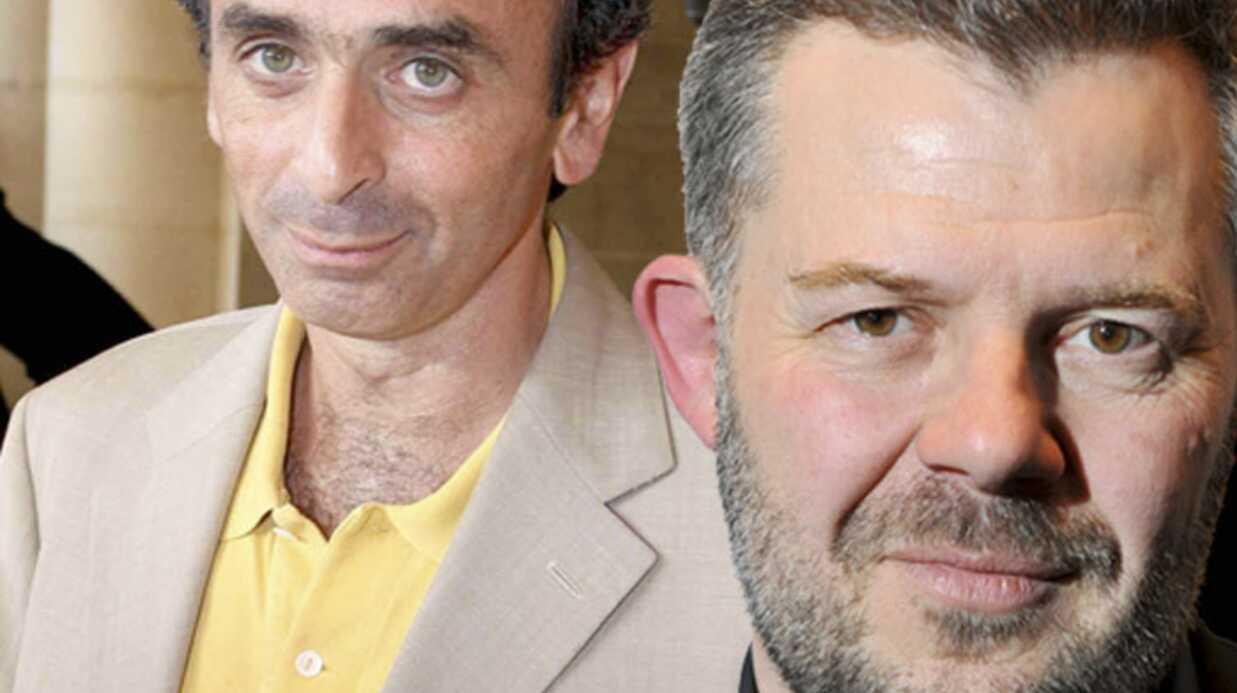 Naulleau et Zemmour reconduits chez Laurent Ruquier