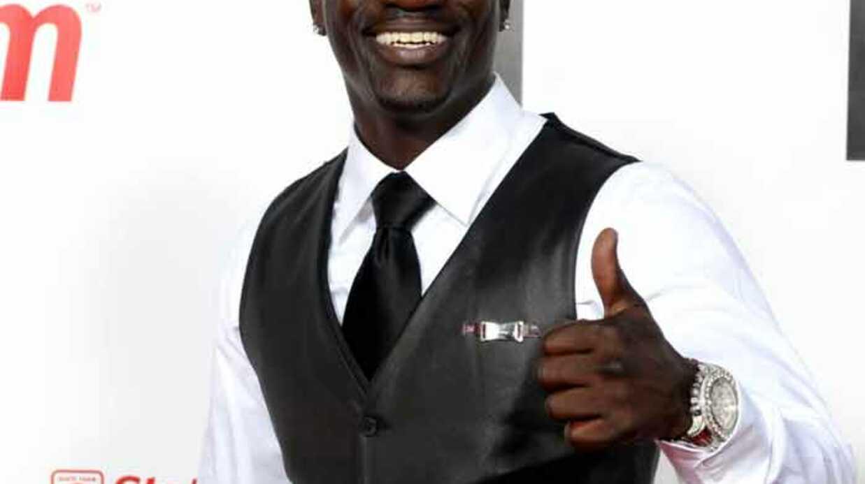 Akon composera l'hymne de la Coupe du monde de foot 2010