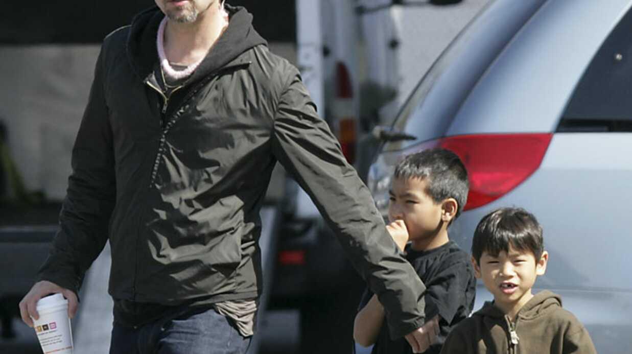 Brad Pitt: les mamans de Long Island en émoi