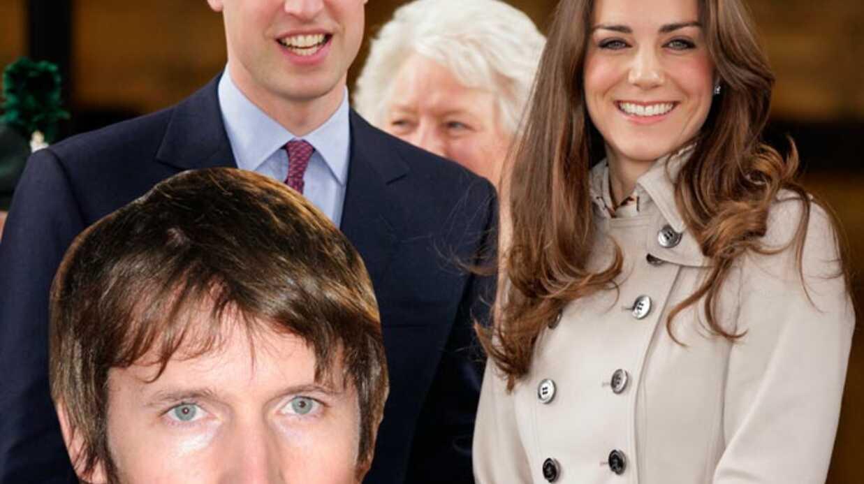 James Blunt jouera de l'orgue au mariage du prince William