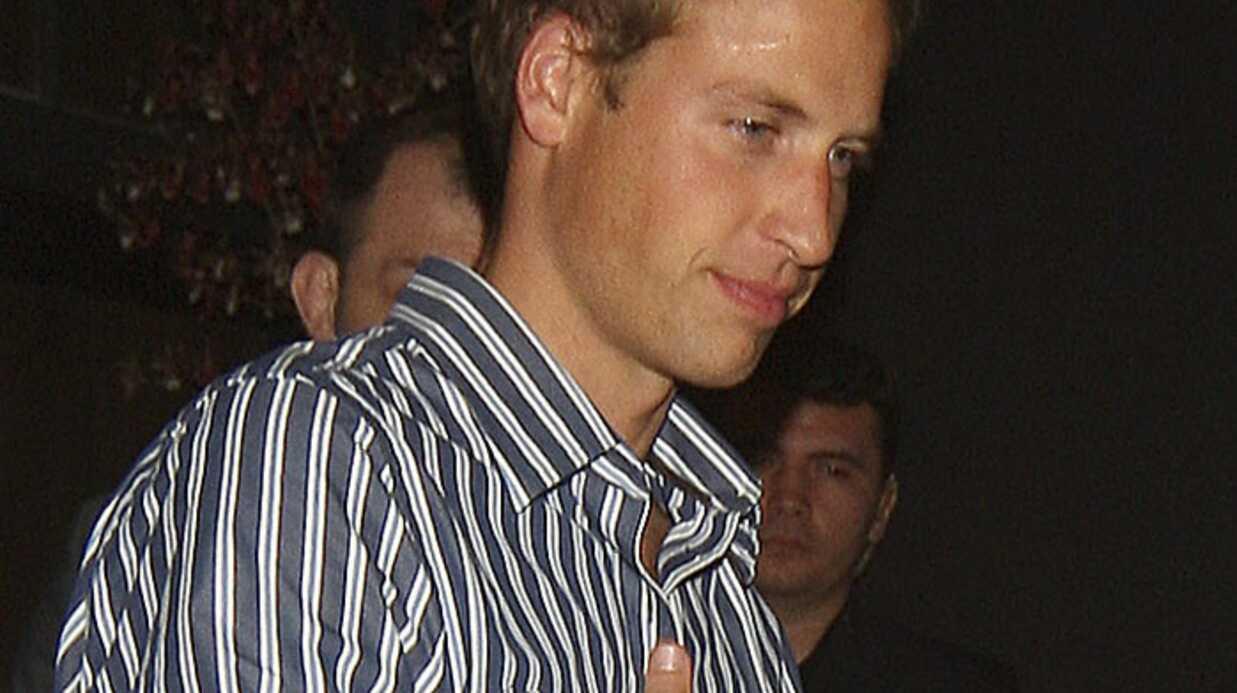 Prince William: témoin d'un accident, il aide les victimes