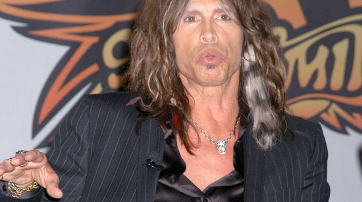Aerosmith: tournée annulée après l'accident du leader