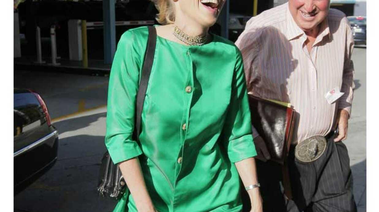 LOOK Sharon Stone c'est vraiment la loose