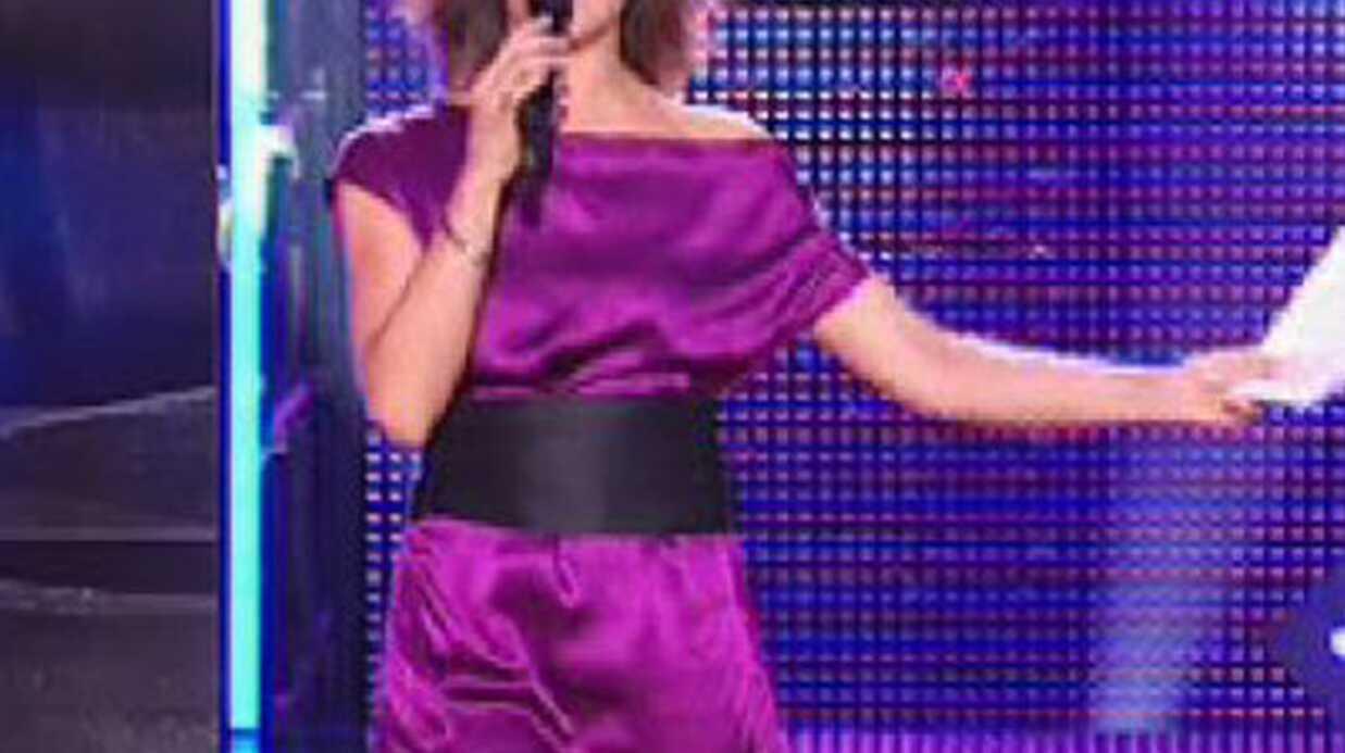 Nouvelle Star: Virginie Guilhaume s'améliore