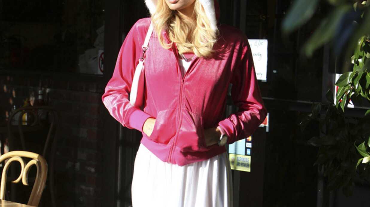 LOOK – Paris Hilton toujours aussi kitsch!