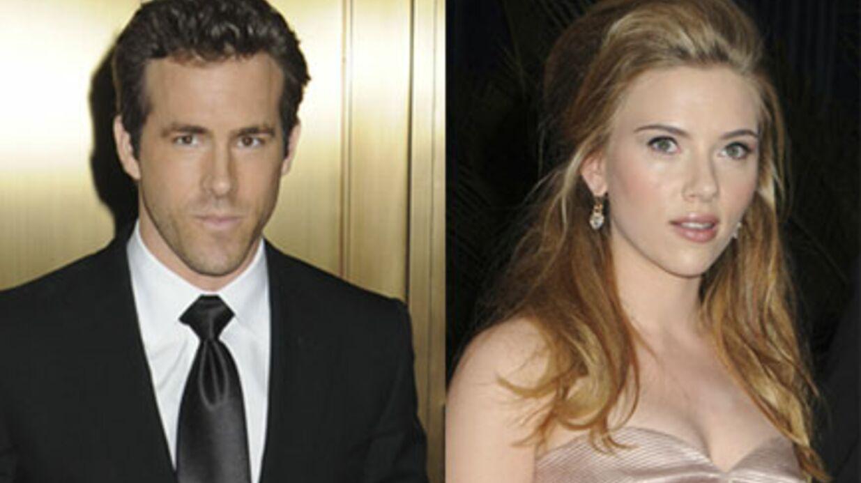 Séparé de Scarlett Johansson, Ryan se console avec une ex