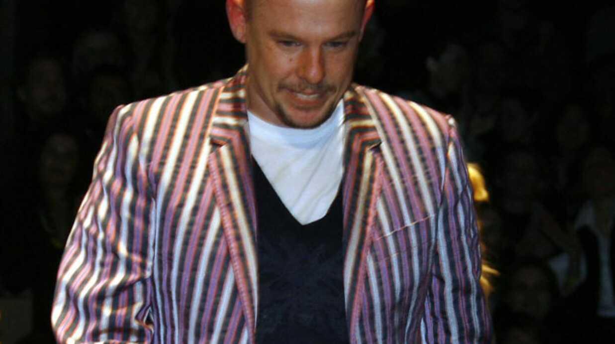 Alexander McQueen: des lettres pour expliquer son suicide