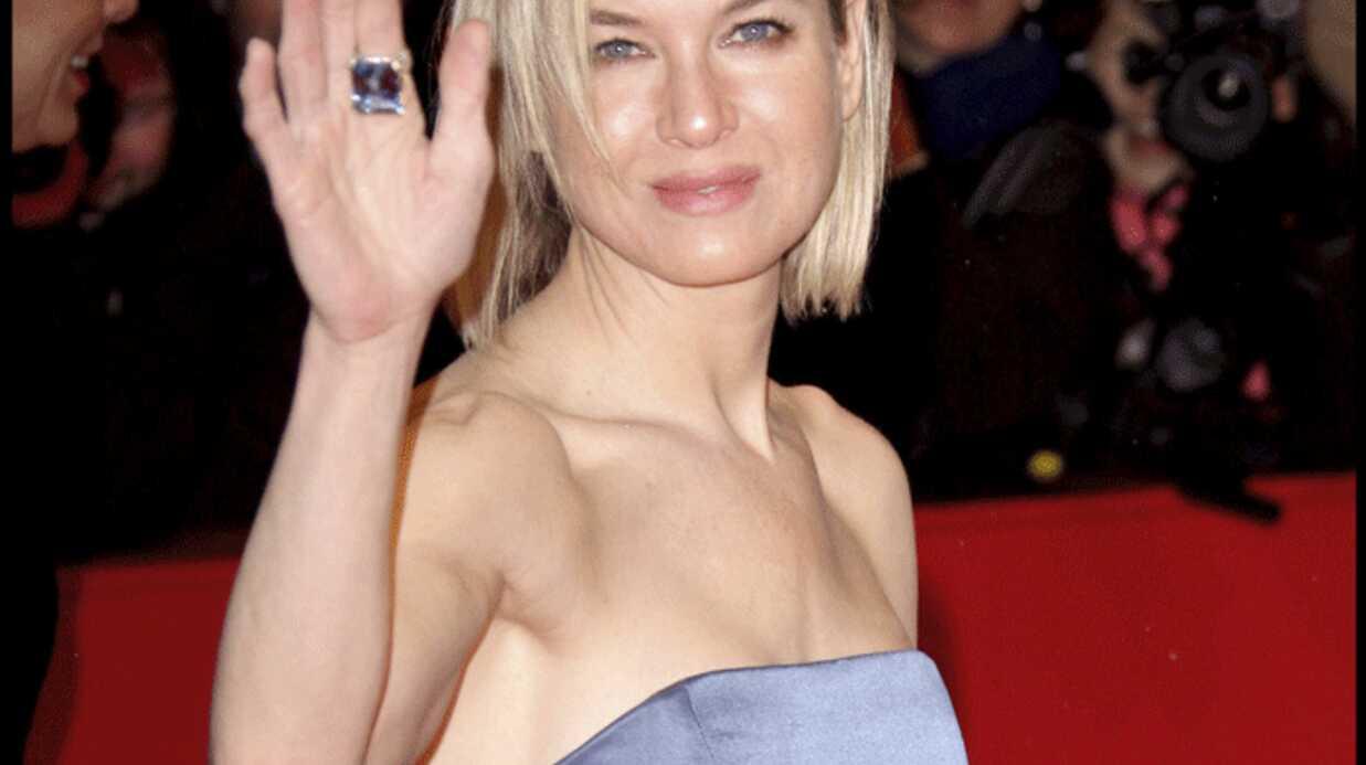 Renee Zellweger enceinte de Bradley Cooper?