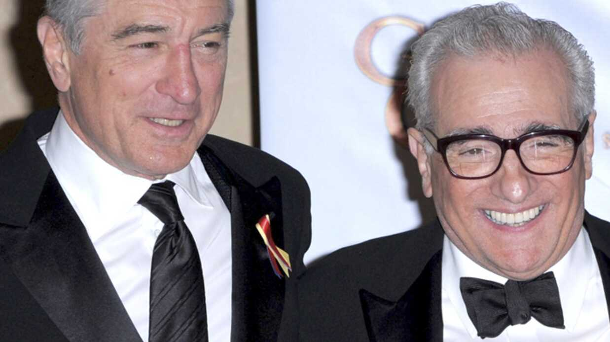 Martin Scorsese: un nouveau film avec Robert de Niro?