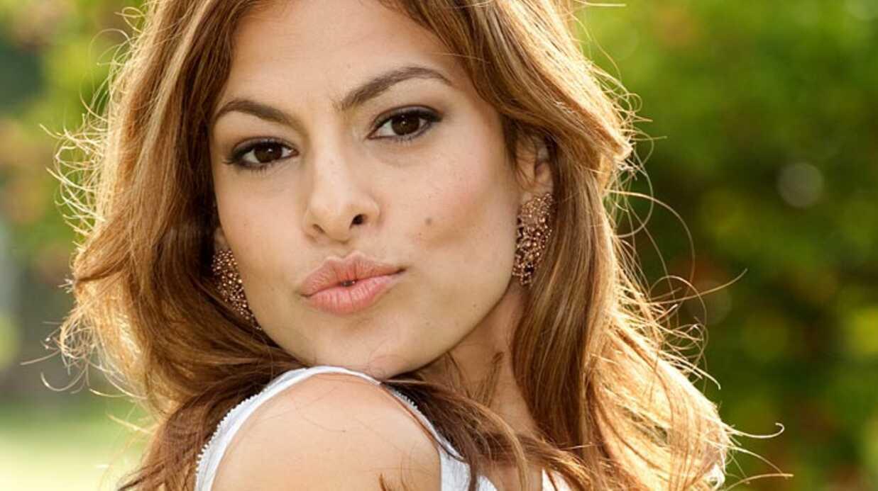 Eva Mendes fantasme sur Alain Delon