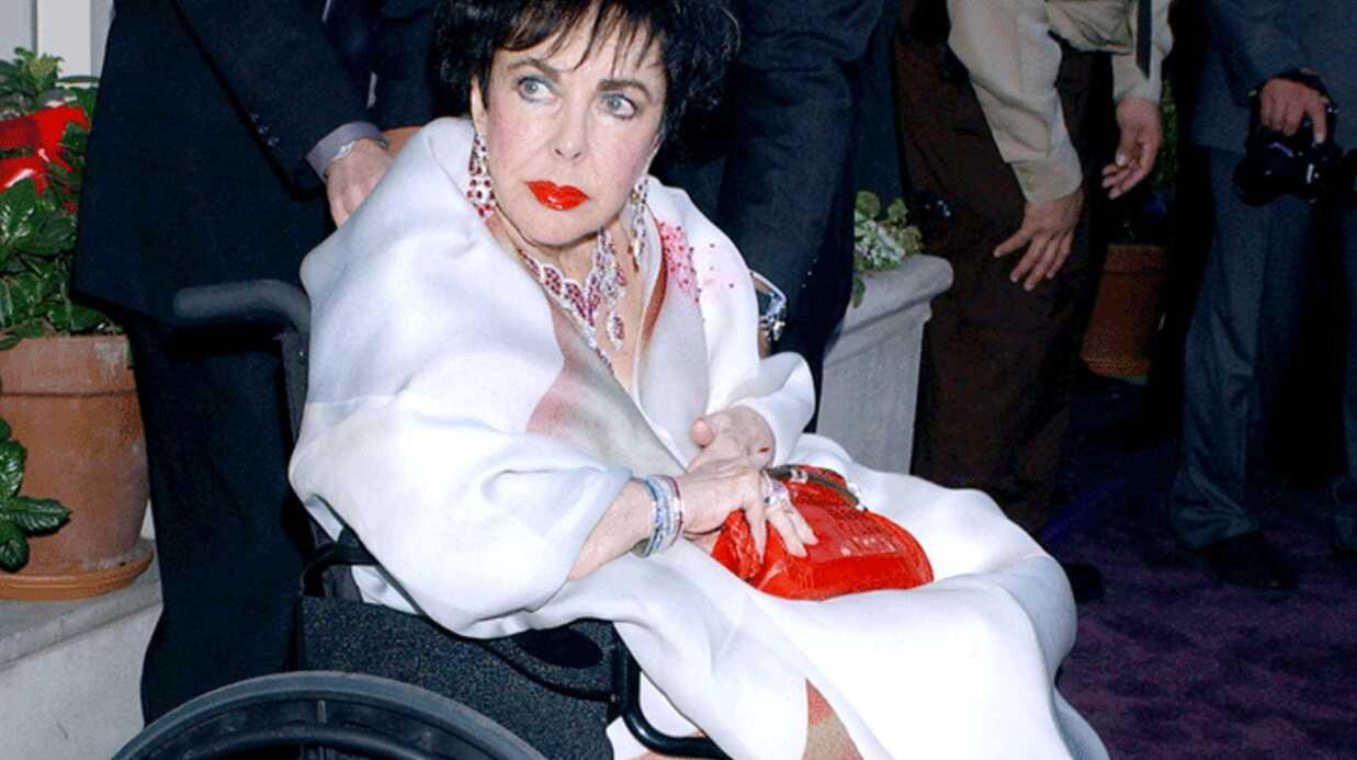 Elizabeth Taylor hospitalisée après la mort de Michael Jackson