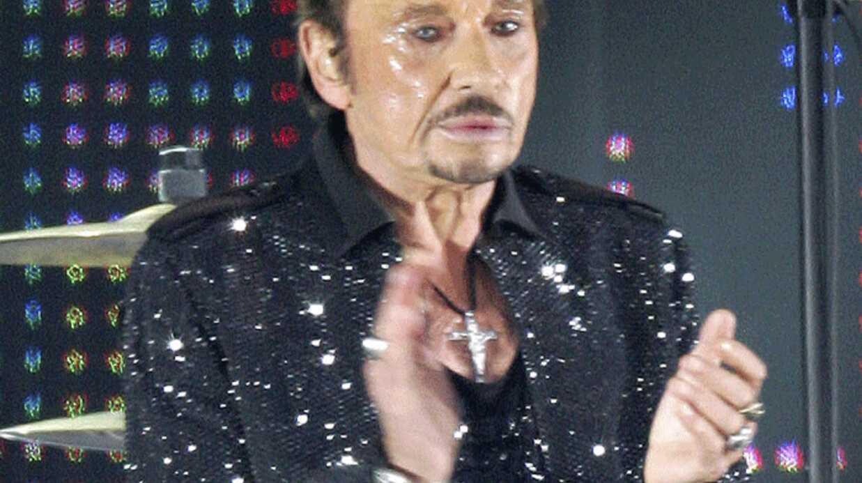 Johnny Hallyday: 700.000 spectateurs pour son concert du 14 juillet