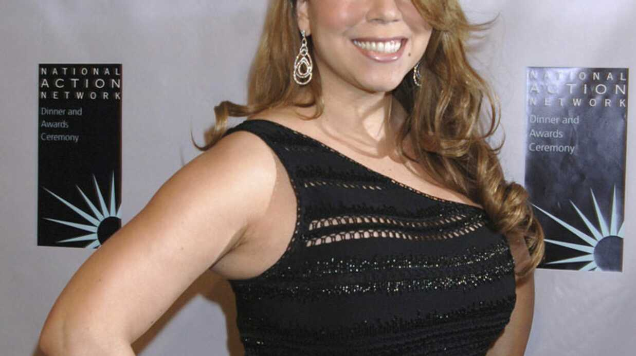 Mariah Carey brûlée vive chez son coiffeur