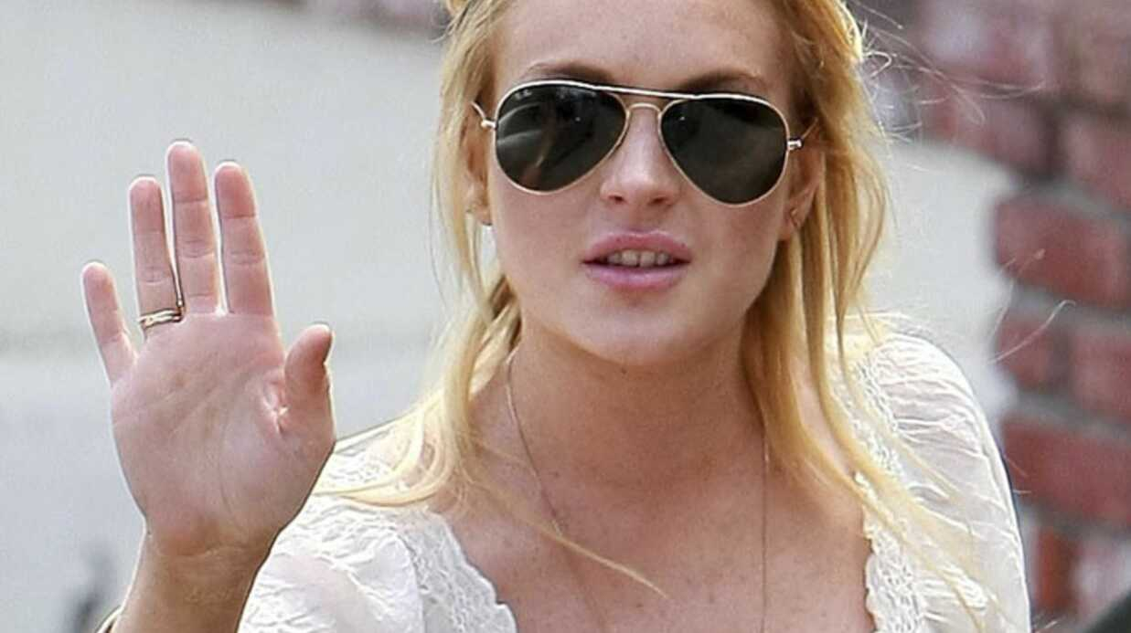 Lind­say Lohan reca­lée de la série True Blood