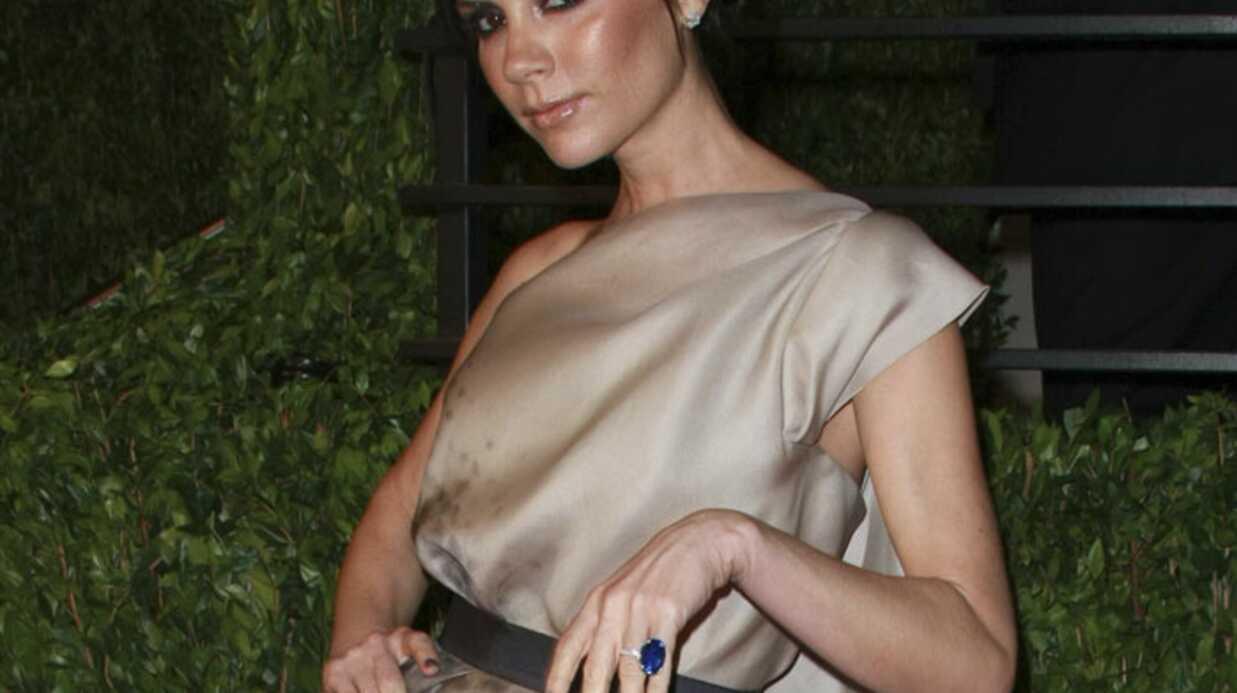 Victoria Beckham star d'un épisode de Bob l'Eponge