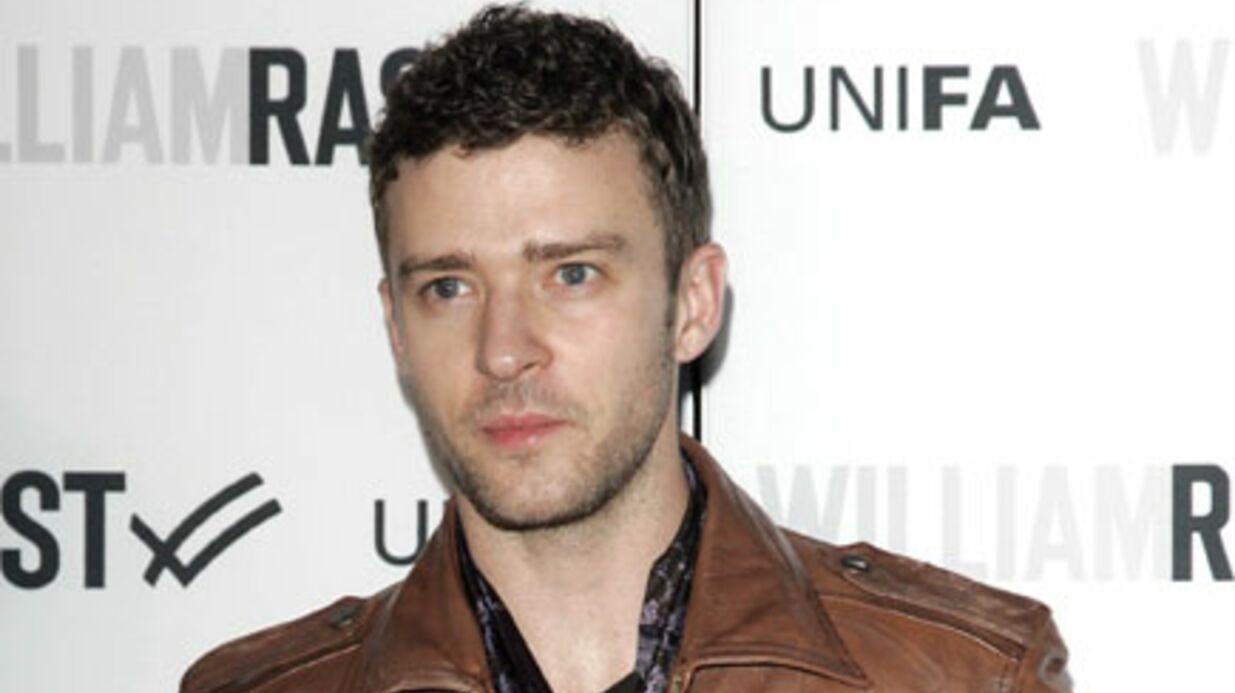 Justin Timberlake fume des joints pour décompresser