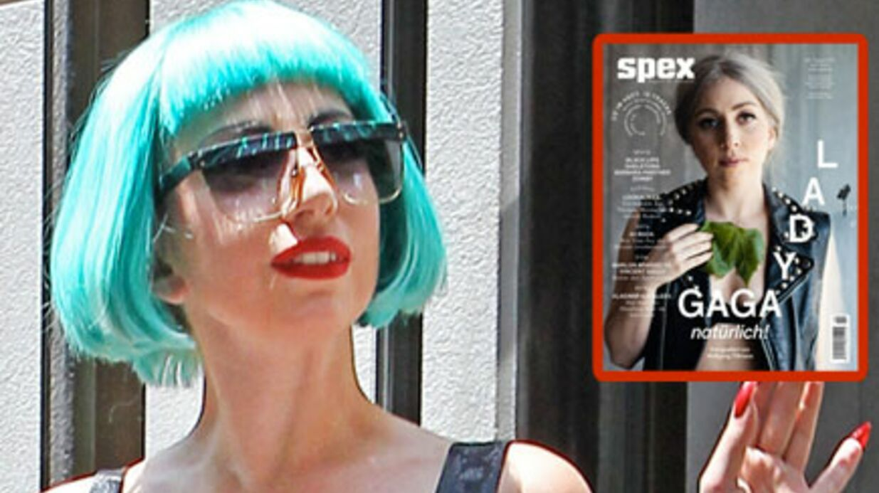 PHOTO Lady Gaga au naturel (si, si, on vous jure)