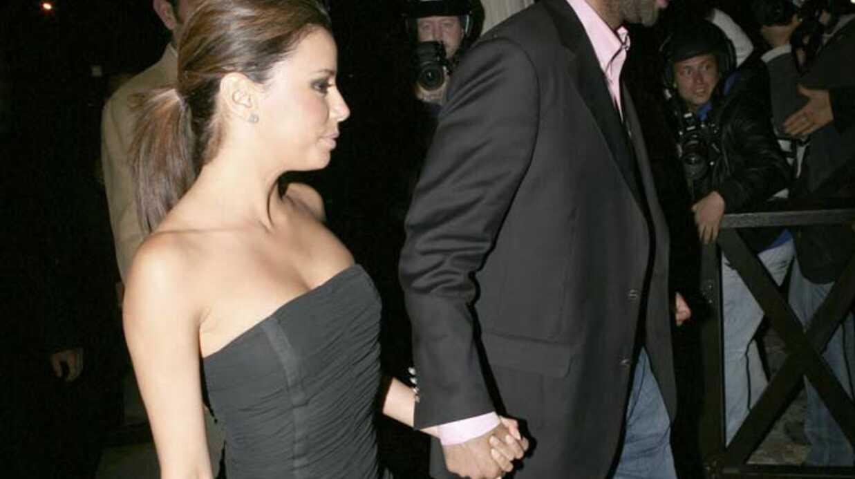 LOOK Festival de Cannes 2009 Eva et Tony Parker, duo casual chic
