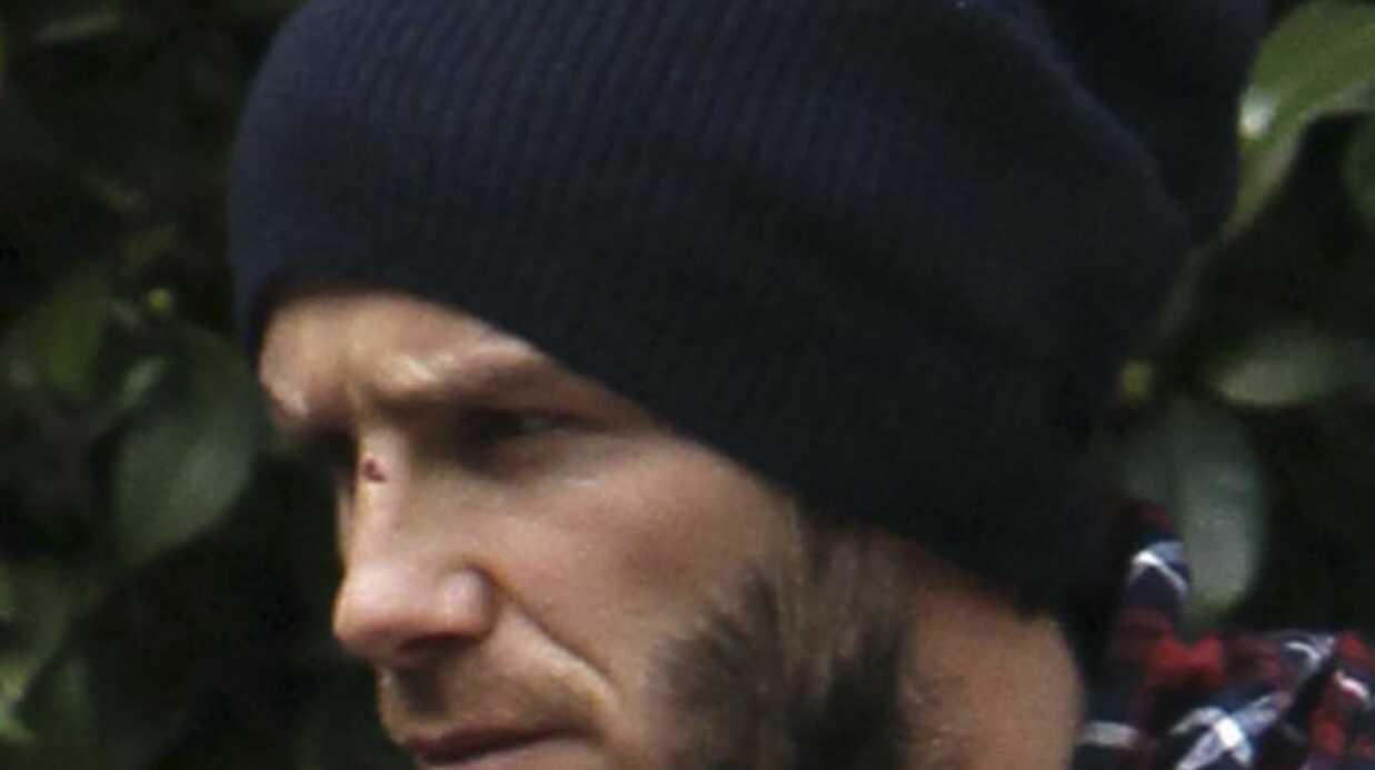 David Beckham: gravement blessé et opéré en Finlande