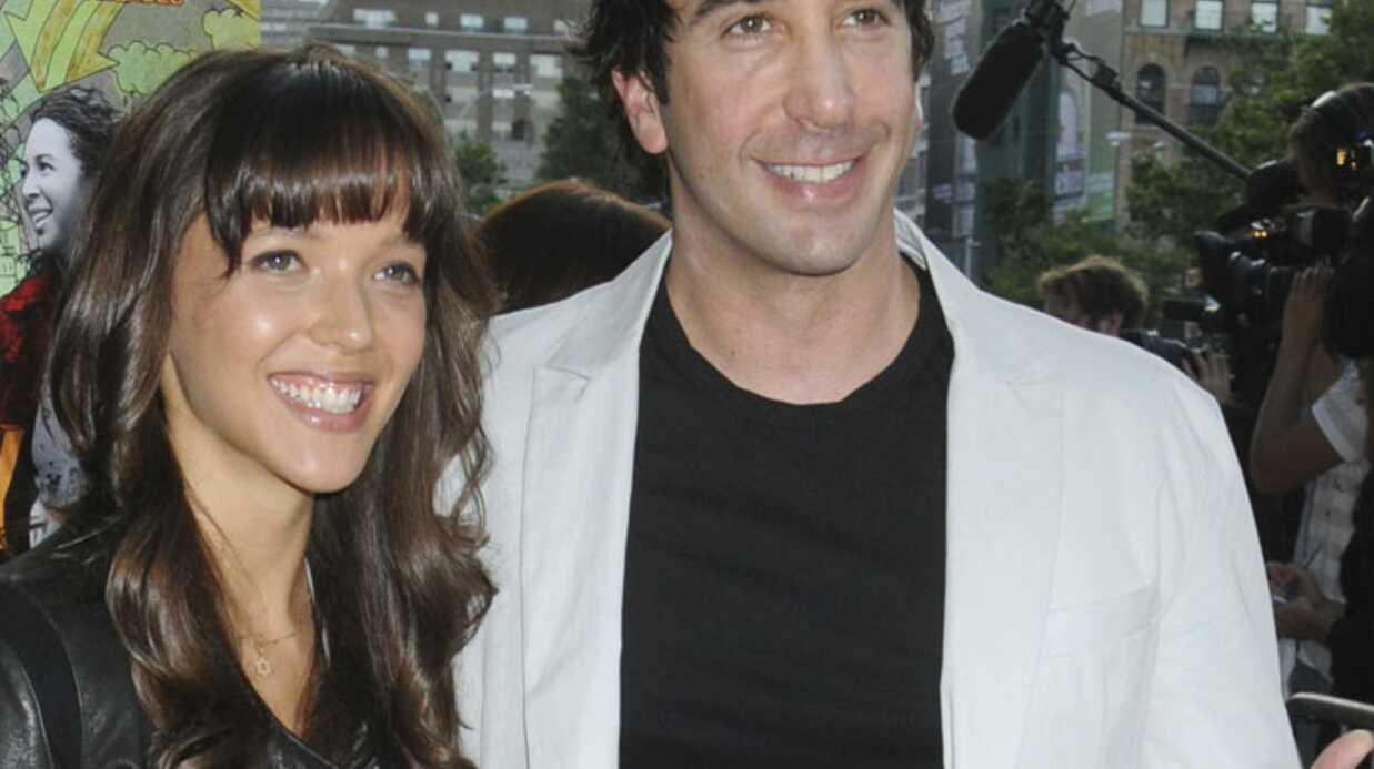 David Schwimmer: l'acteur de Friends s'est fiancé