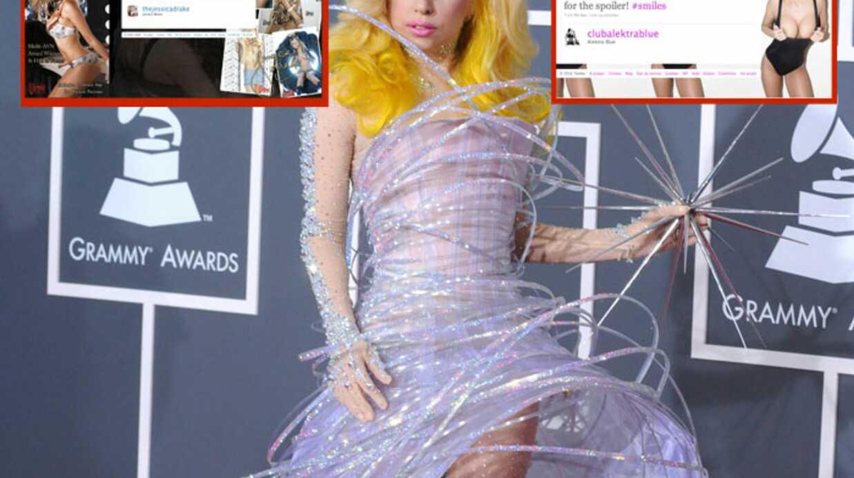 Jeu Lady Gaga: trouvez les actrices pornos dans Telephone