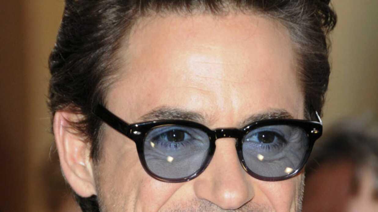 Robert Downey Jr remplace Angelina Jolie en 3D