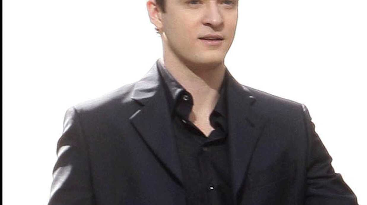 Justin Timberlake flirte avec une strip-teaseuse