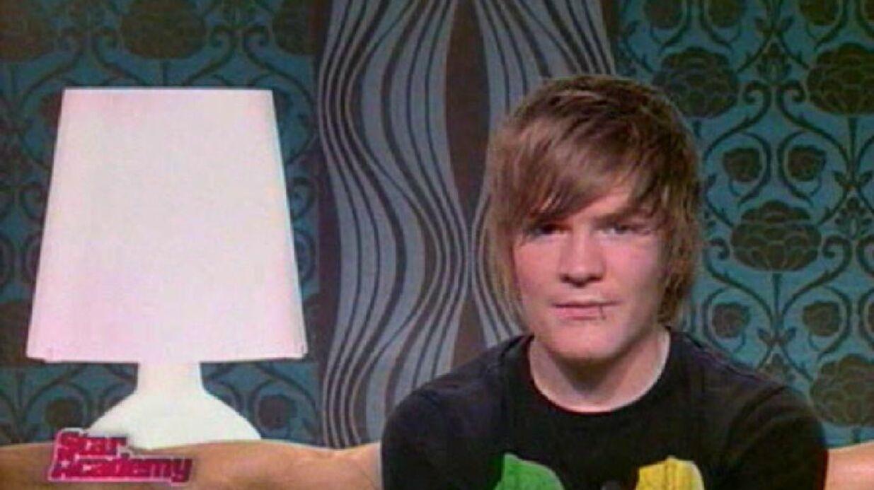 Star Academy 2008: Gautier est détesté par les académiciens