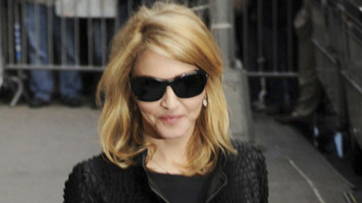 PHOTO Madonna: sa fille lui pique un de ses corset sexy