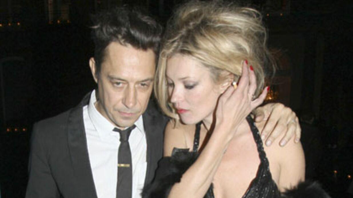 Kate Moss: son mari mal à l'aise avec la mode