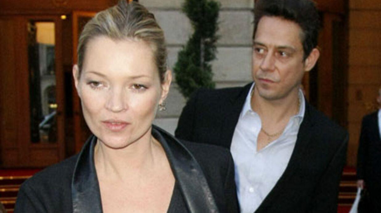 Kate Moss mariée et égérie pour Dior
