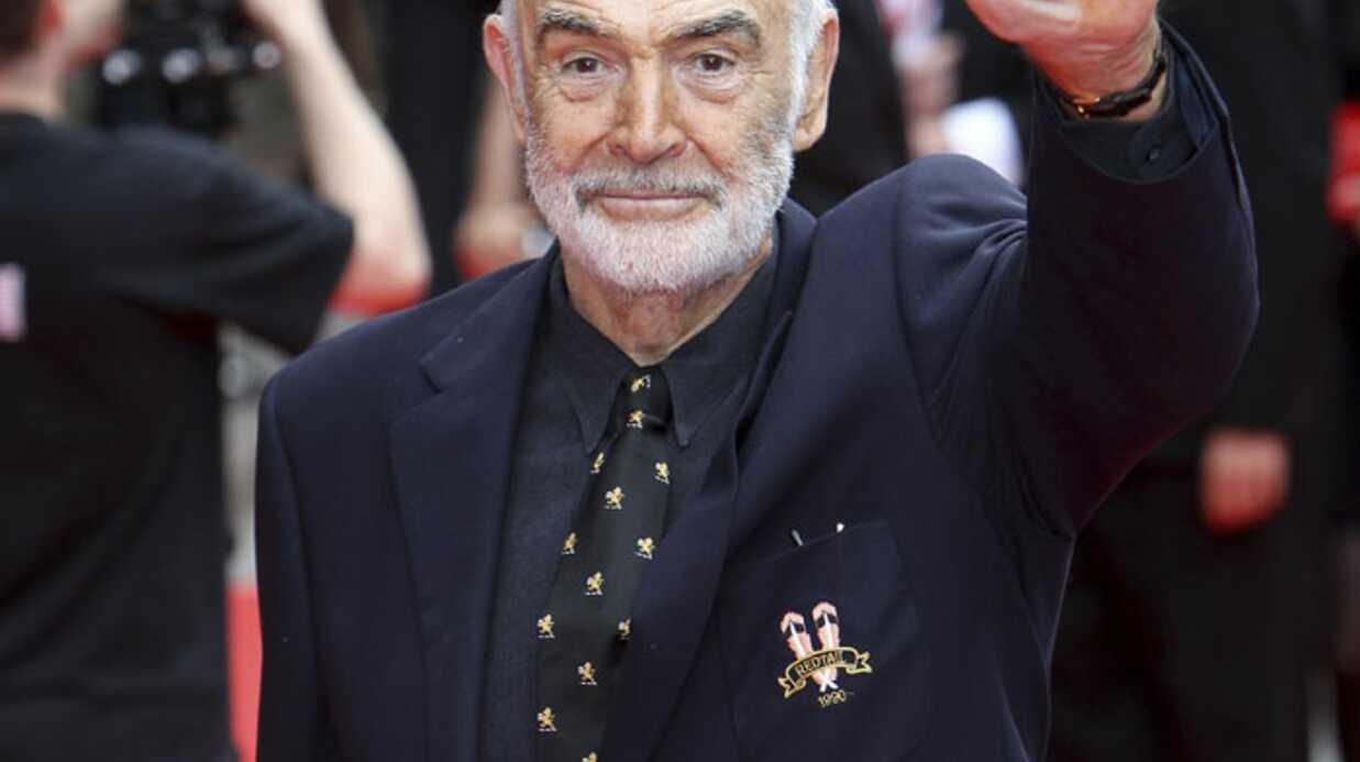 Sean Connery trop malade pour se rendre chez le juge?