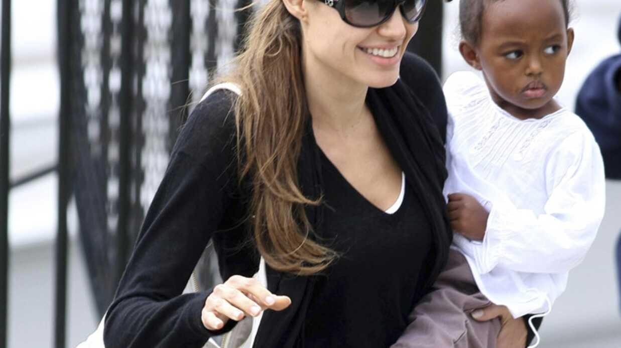Angelina Jolie-Brad Pitt construisent un hôpital pour enfants