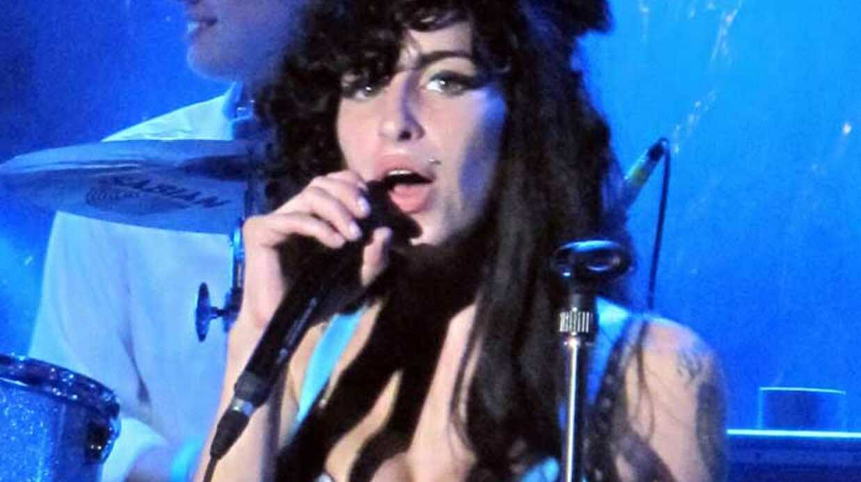 Amy Winehouse payée pour chanter lors d'un mariage