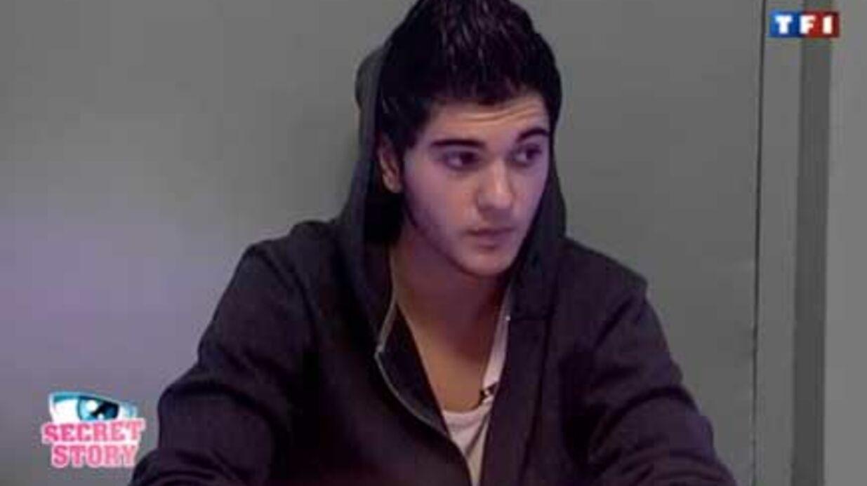 Secret Story 3: Bruno prêt à tout pour gagner?