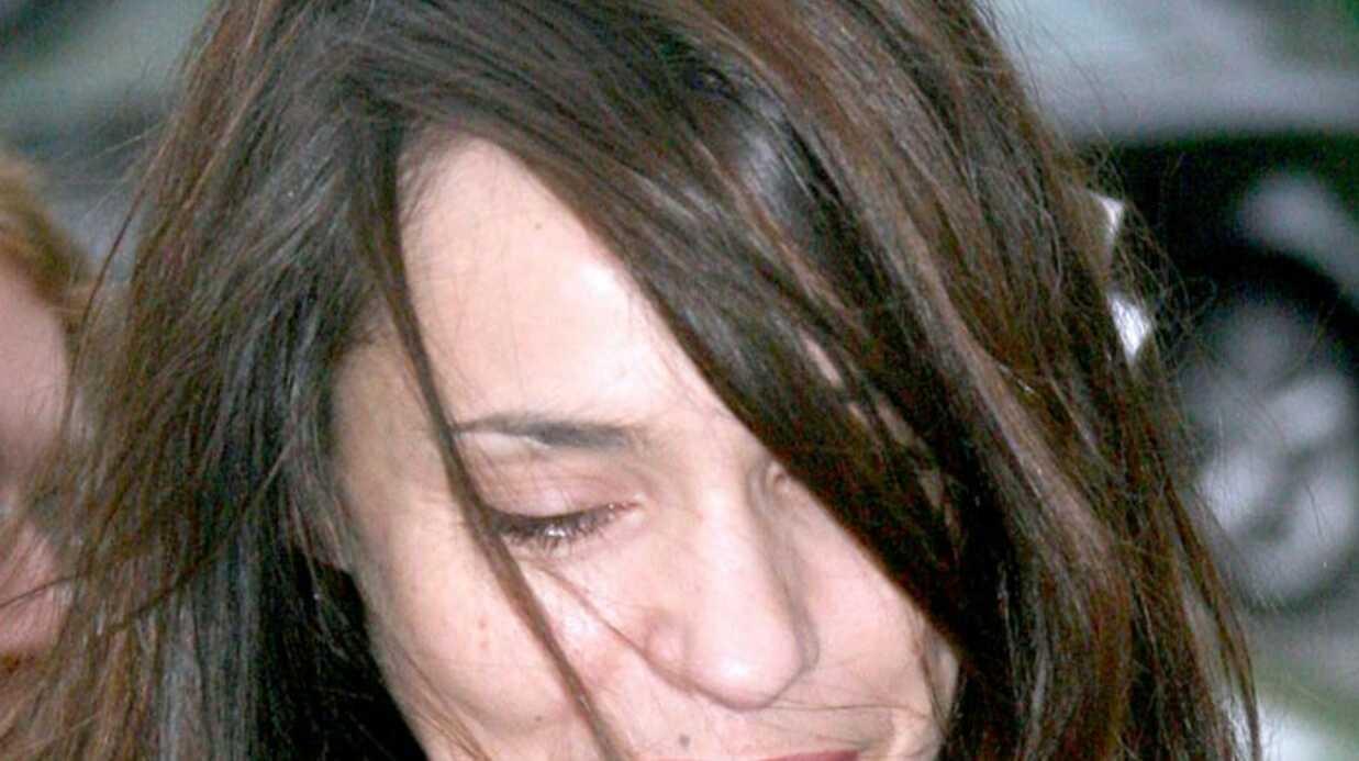 Béatrice Dalle: la peine de son mari rallongée