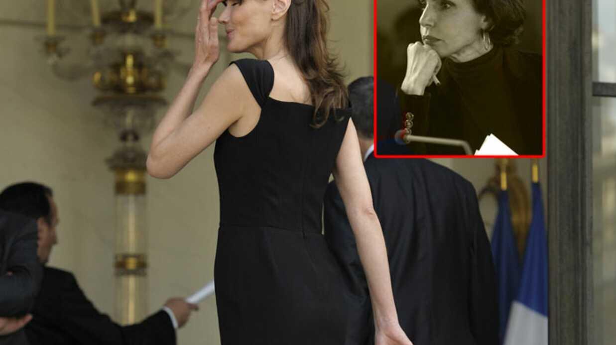 Carla Bruni: des rapports très tendus avec Rachida Dati