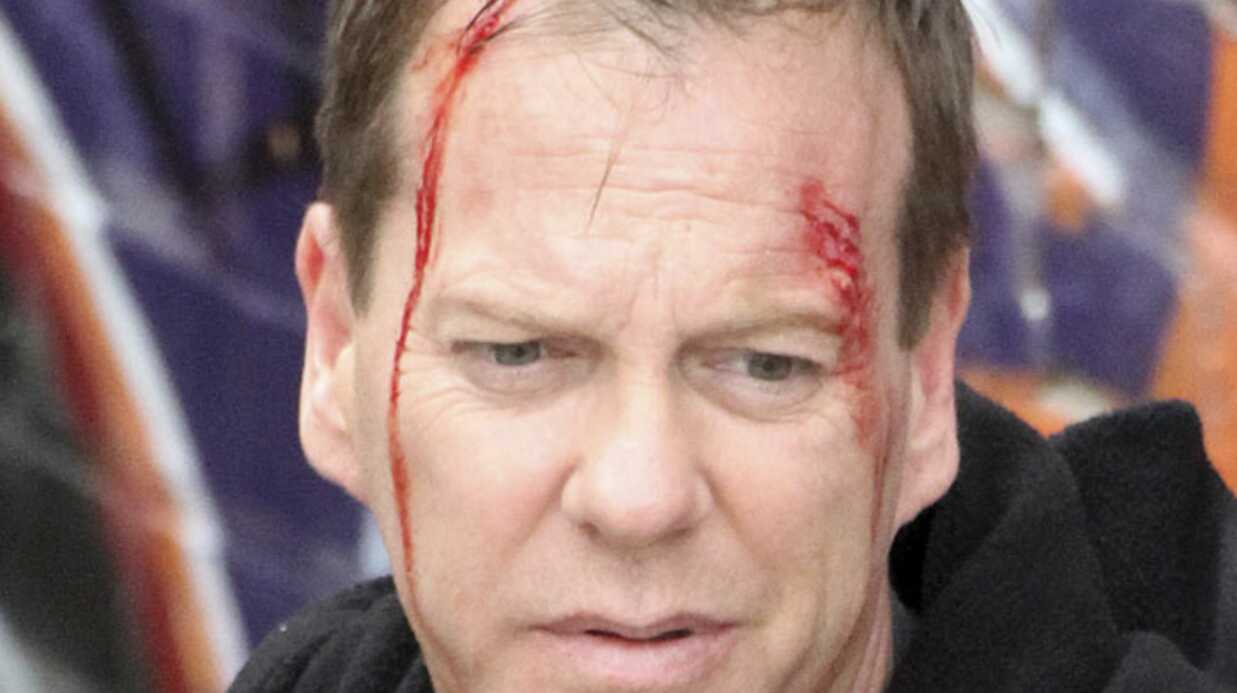PHOTOS Kiefer Sutherland alias Jack Bauer ivre mort