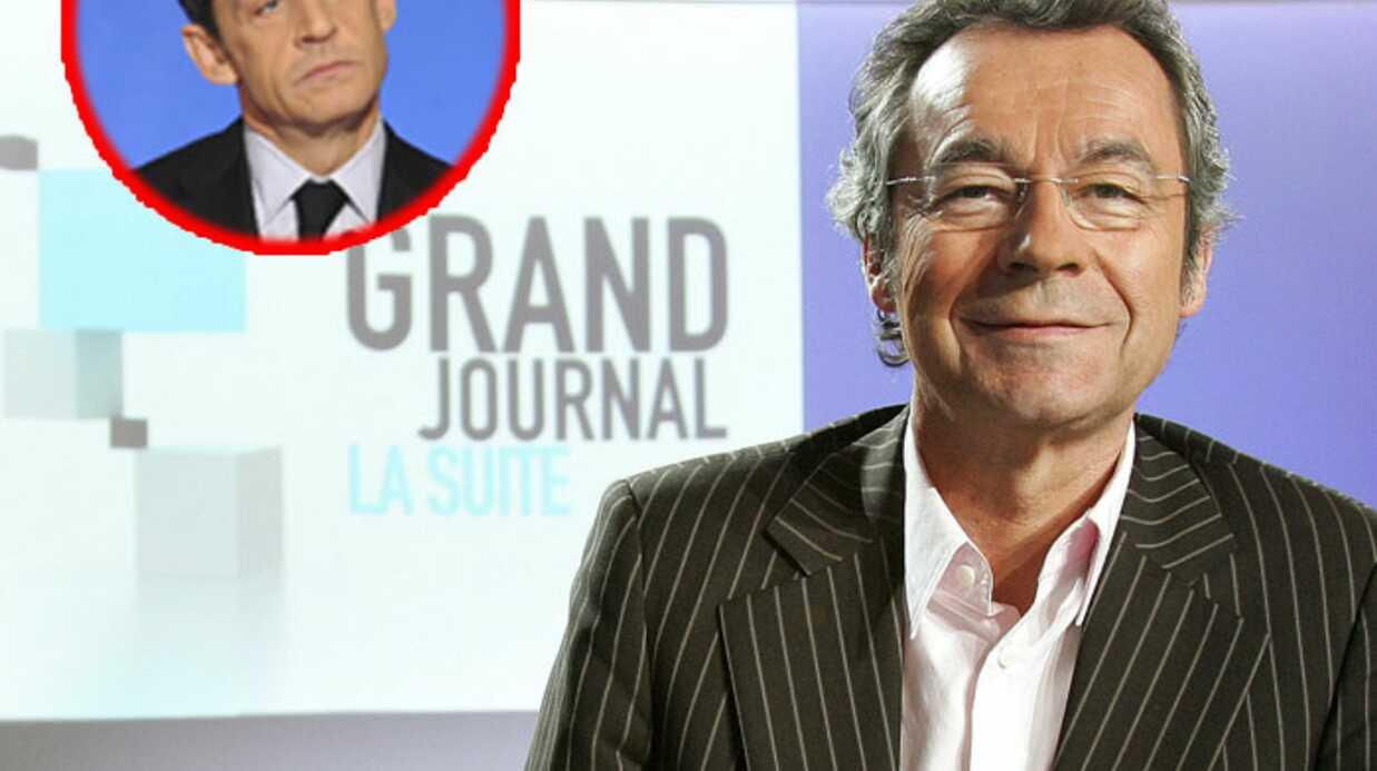 Nicolas Sarkozy ce soir au Grand Journal de Canal +