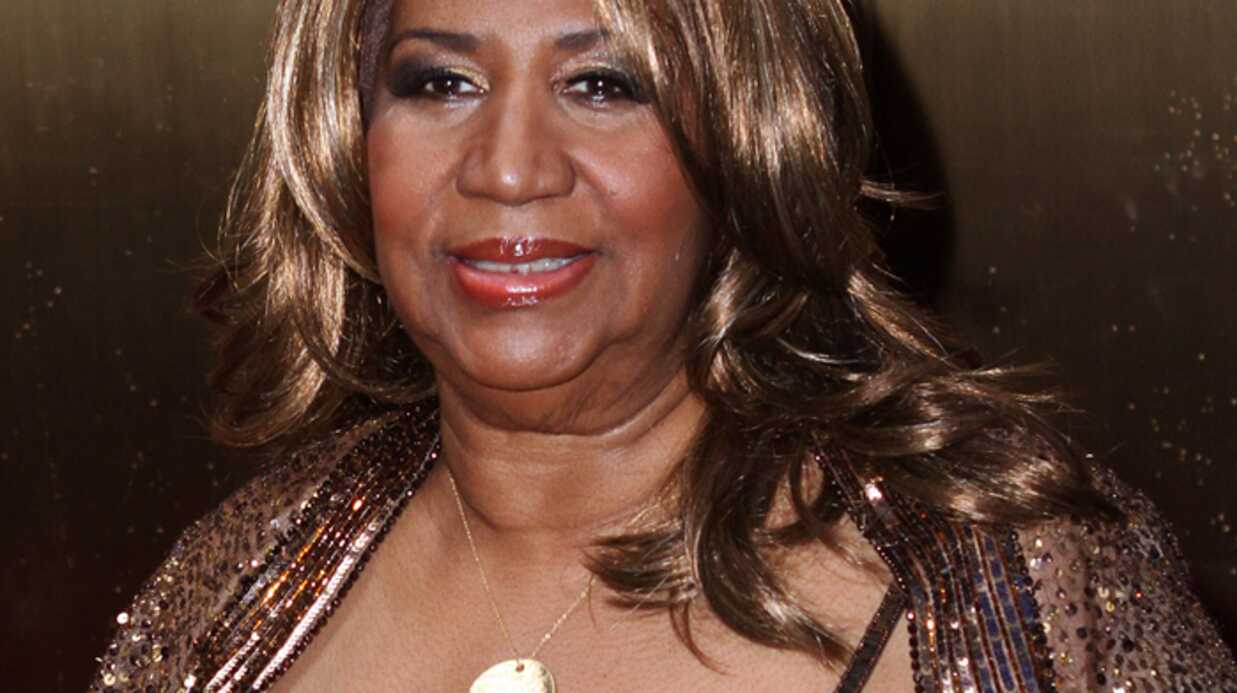 Aretha Franklin sortie de l'hôpital