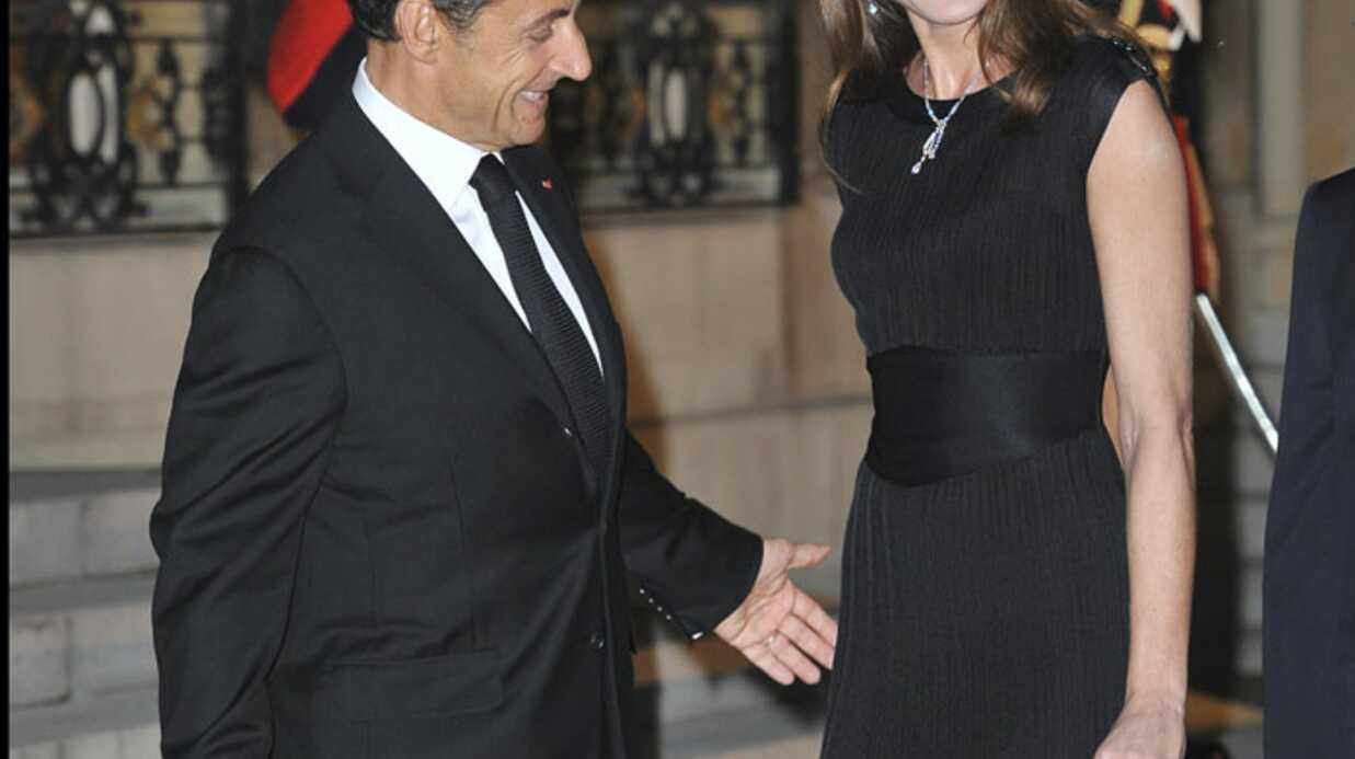 Carla Bruni prête pour un second mandat de Nicolas Sarkozy
