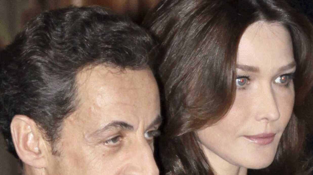 Nicolas Sarkozy balancé par Gordon Brown