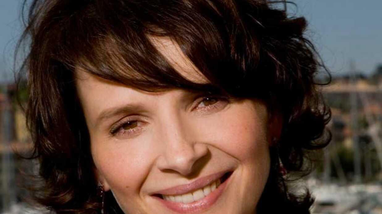 Juliette Binoche A nouveau égérie de Lancôme