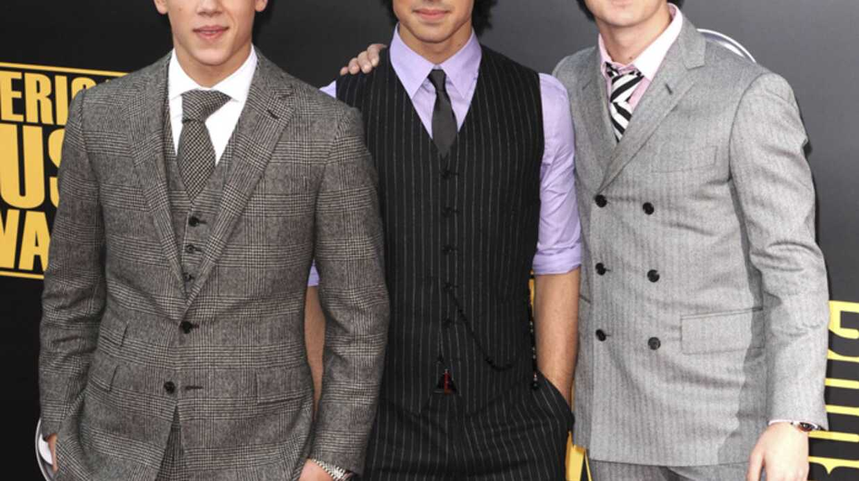 Les Jonas Brothers: leurs caleçons volés