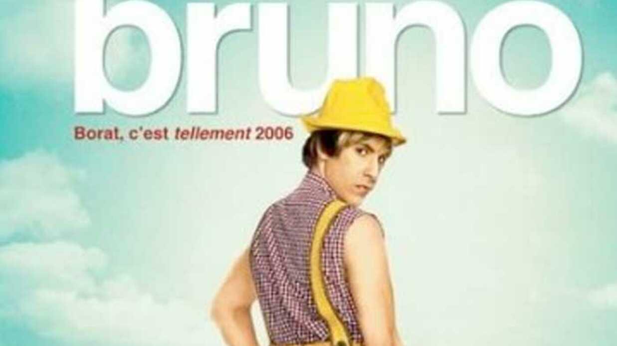 Le film Brüno de Sacha Baron Cohen est interdit en Ukraine