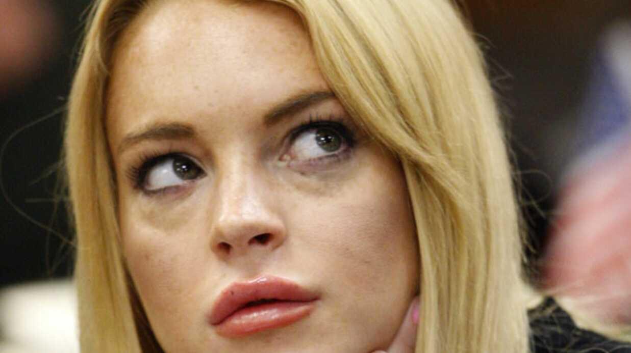 Lindsay Lohan en désintox avant la prison