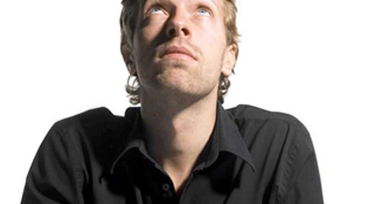Chris Martin Rocker pour le sexe