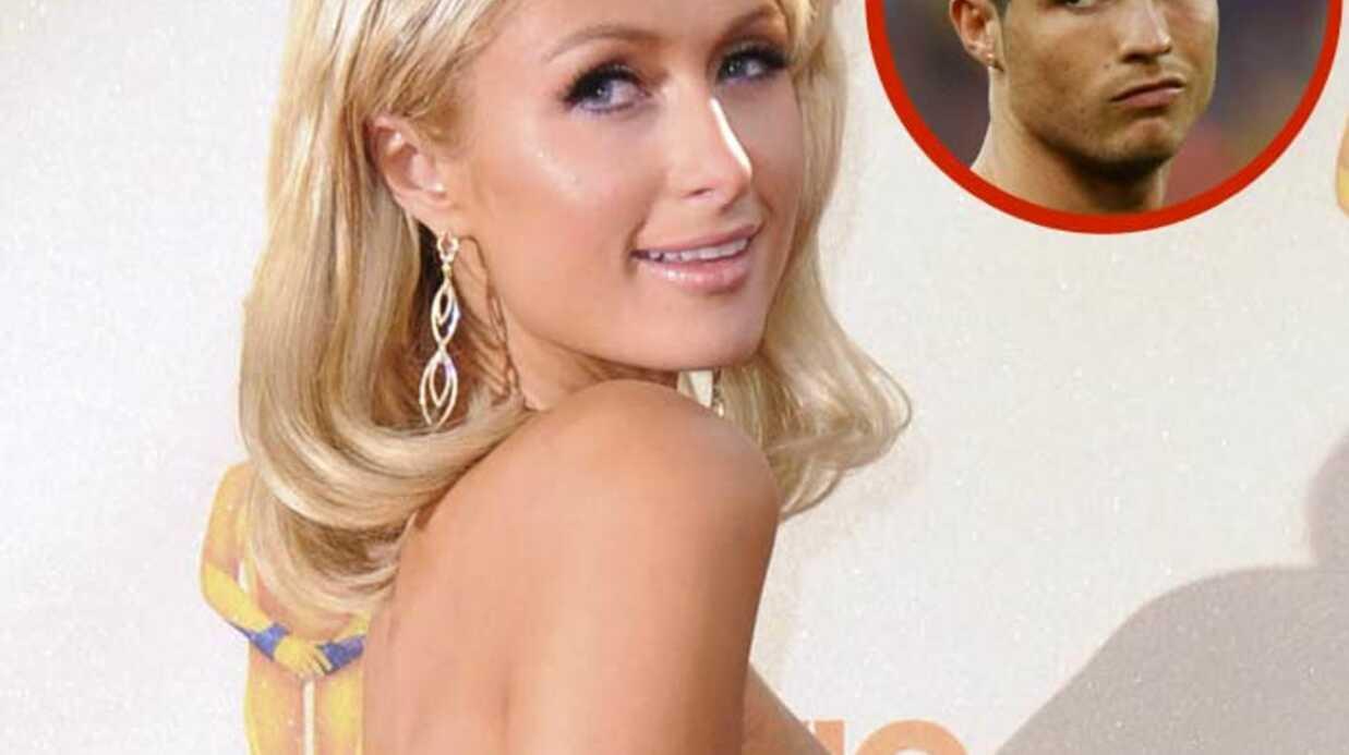 Paris Hilton ne voulait rien de sérieux avec Cristiano Ronaldo