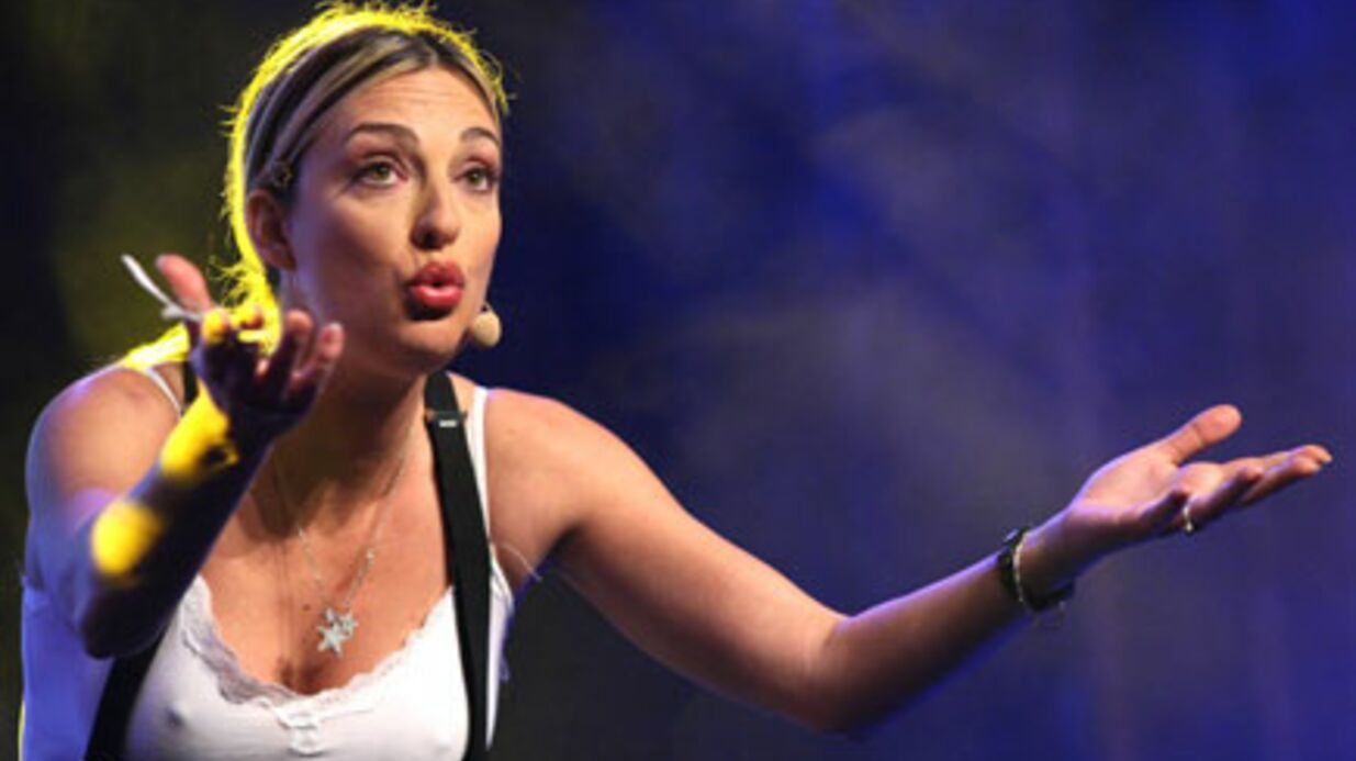 Pour Eve Angeli, les Enfoirés sont «un peu une mafia»